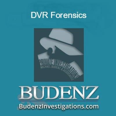DVR Forensics